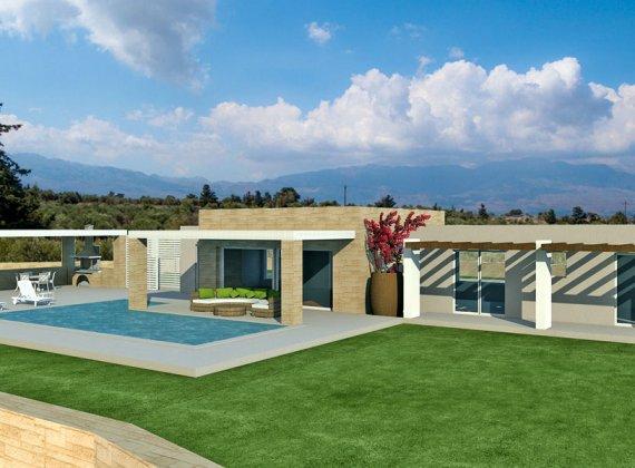 Olive Valley Villa
