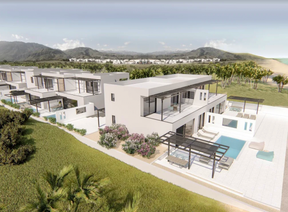 Blue Marine Complex of 11 Villas (€ 4 800 000 whole complex)