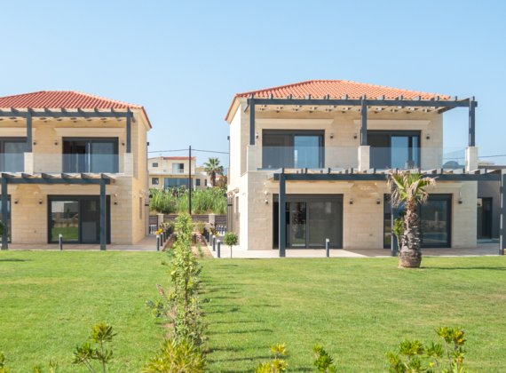Two Aquamarine Villas